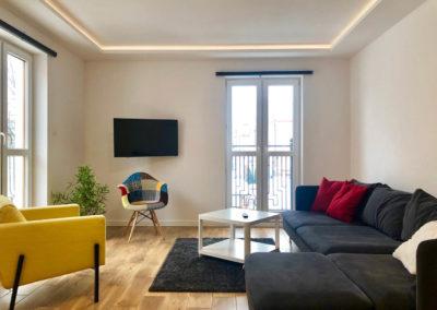 Apartament nr 1 - 8